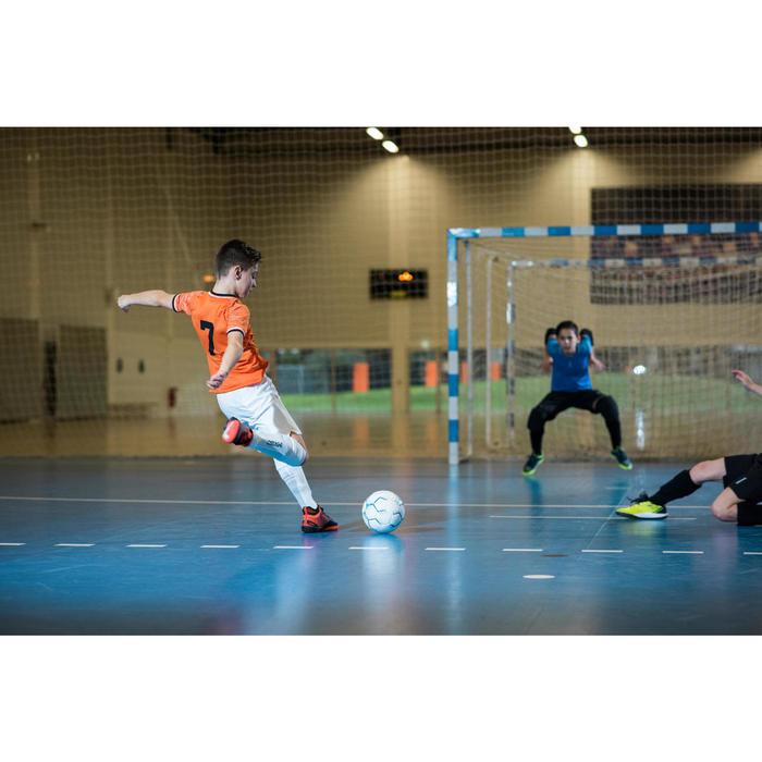 Short de Futsal enfant blanc