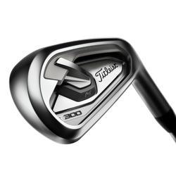 Golf Eisensatz Titleist T300 RH Regular