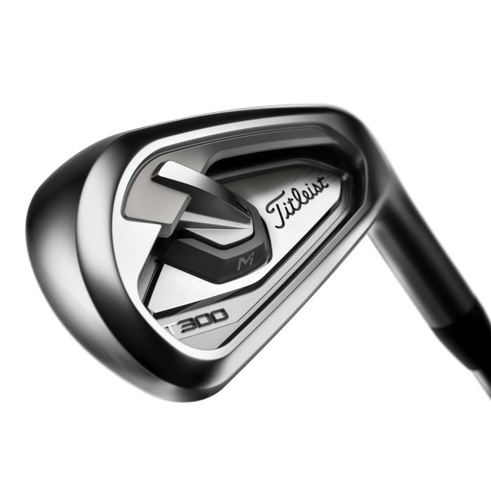 Serie de Hierros de Golf T300 5-PW Grafito Regular Velocidad Media Talla 2