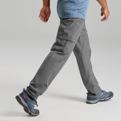 מכנסי גברים מודולריים לטיולי הרים דגם MH150