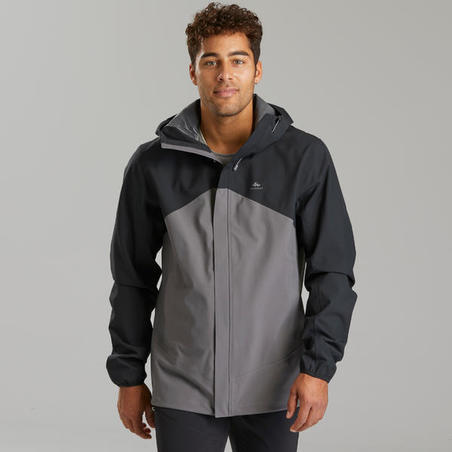 MH150 Waterproof Mountain Hiking Jacket - Men