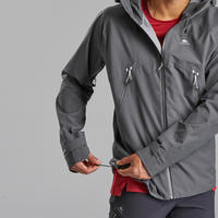 MH500 waterproof mountain hiking jacket - Men