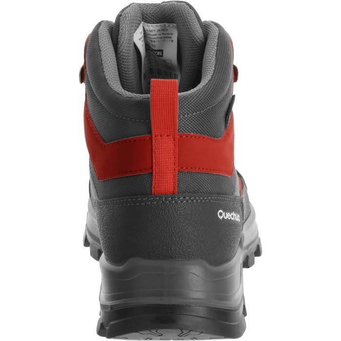 Chaussures de randonnée enfant Forclaz 500 Mid imperméables - 180069