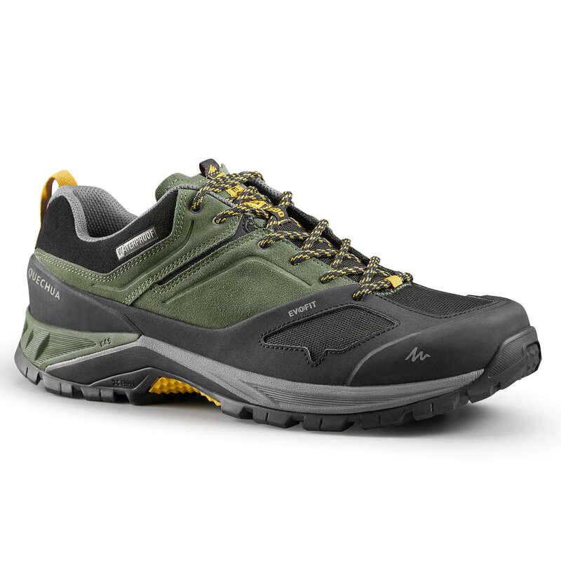 Férfi MH túracipő Túrázás - Férfi túracipő MH500 QUECHUA - Cipő, bakancs, szandál