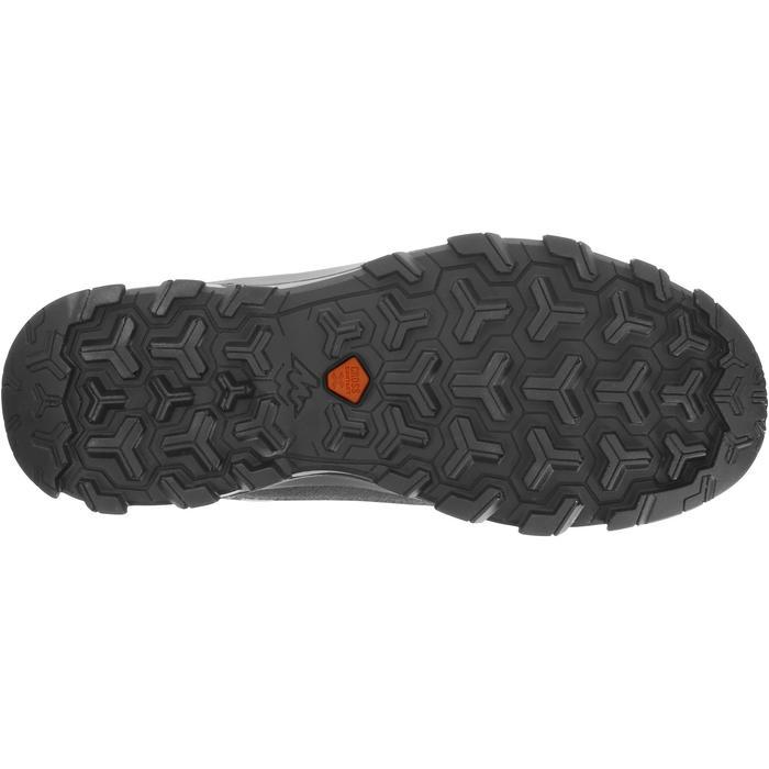 Chaussures de randonnée enfant Forclaz 500 Mid imperméables - 180071