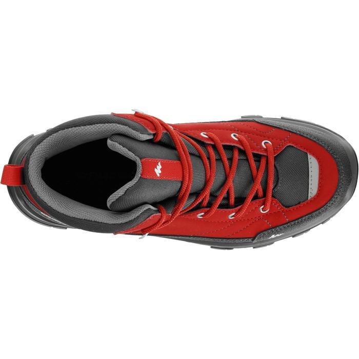 Chaussures de randonnée enfant Forclaz 500 Mid imperméables - 180072
