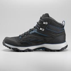 MH100 Men's Waterproof Walking Shoes - Black