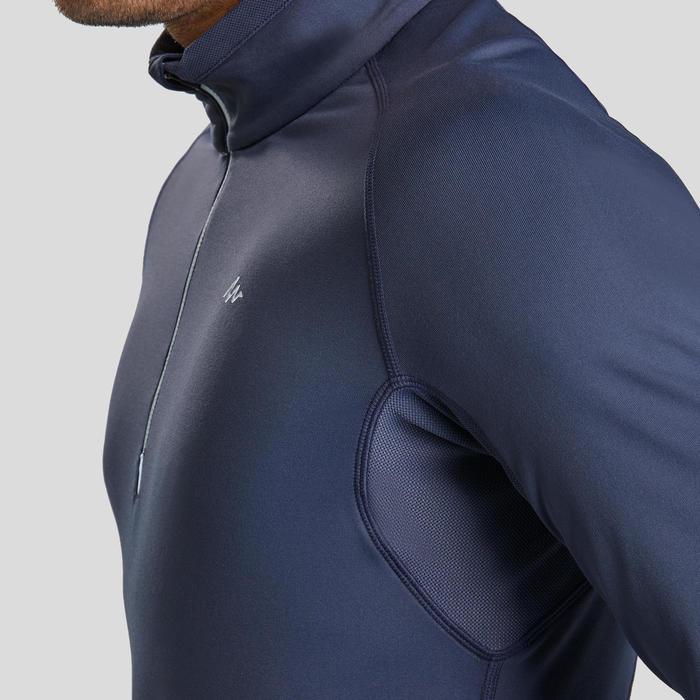 Shirt met lange mouwen voor bergwandelen heren MH900