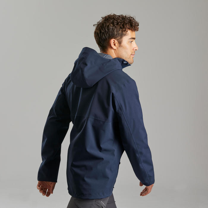 Waterdichte jas voor bergwandelen heren MH150