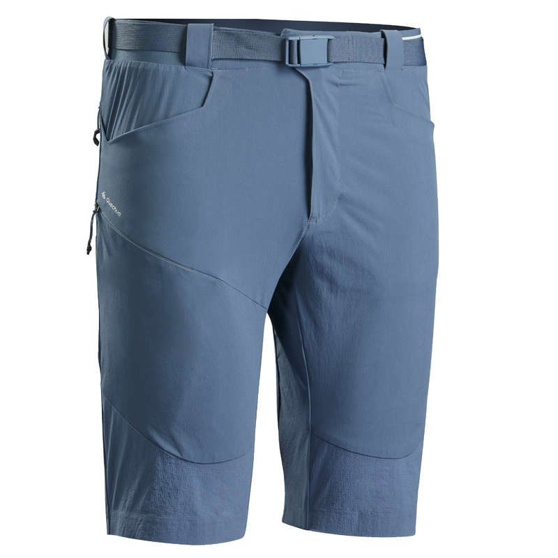 Férfi MH nyári ruházat Túrázás - Férfi rövidnadrág MH500 QUECHUA - Férfi túraruházat