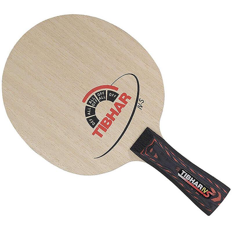 RACCHETTE PING PONG ESPERTO + LEGNI E RIVESTIMENTI Ping Pong - Legno ping pong IV S TIBHAR - Racchette e palline
