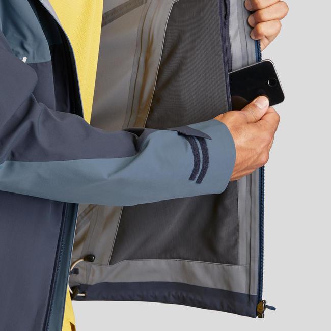 Men's Mountain Walking Waterproof Jacket MH500
