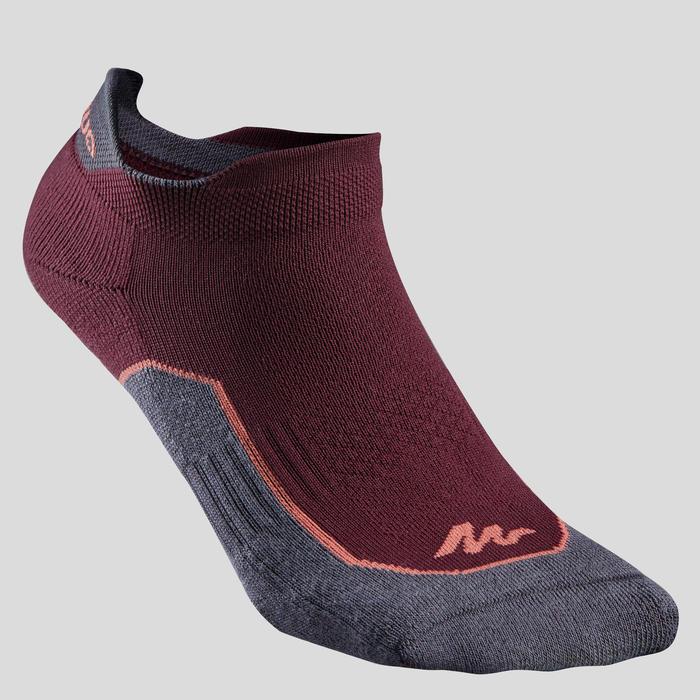Sokken voor wandelen in de natuur - NH500 low - DCT 2 paar