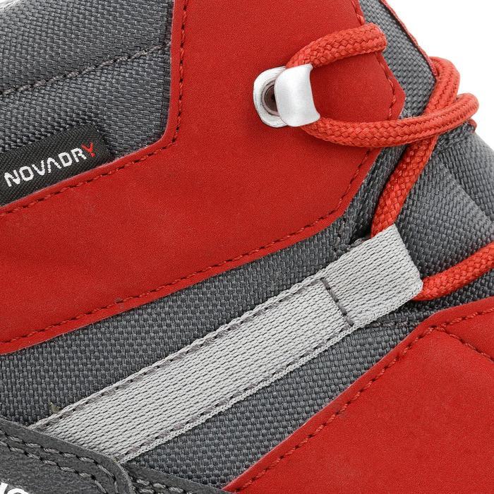 Chaussures de randonnée enfant Forclaz 500 Mid imperméables - 180078