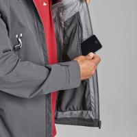 Manteau de randonnée imperméableMH500 – Hommes