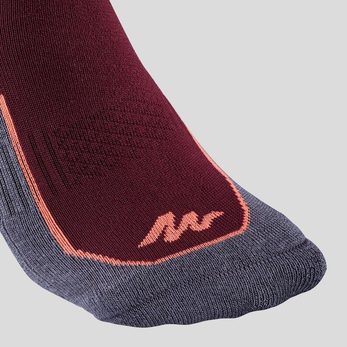 Chaussettes randonnée nature DCT - NH500 Low - X 2 paires