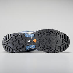 MH100 Men's Hiking Shoes - Blue