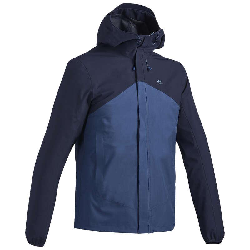 GIACCHE MONTAGNA UOMO Sport di Montagna - Giacca uomo MH150 blu QUECHUA - Trekking uomo
