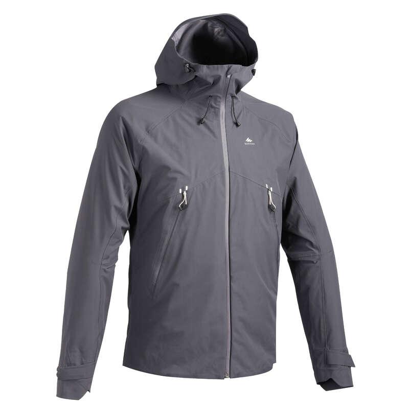 Férfi MH kabát Túrázás - Férfi kabát MH500 QUECHUA - Férfi túraruházat