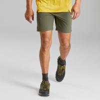 Men's short mountain walking shorts MH500