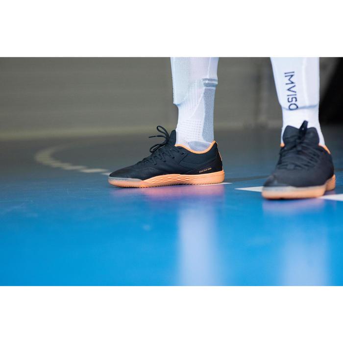 Zaalvoetbalschoenen Eskudo 900 zwart