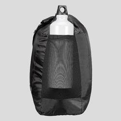 輕巧旅行健行肩背包15 L Travel 100-黑色