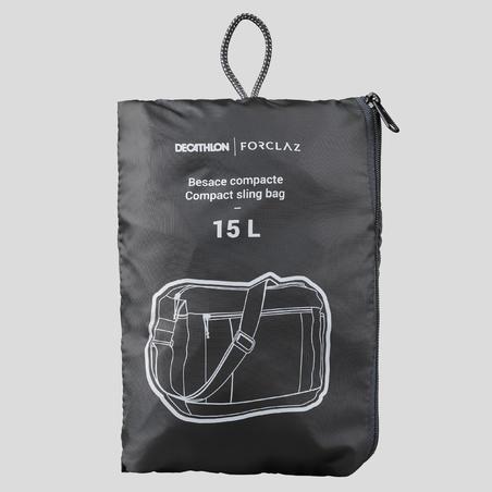 Trekking 100 Compact Shoulder bag 15 L