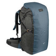 Trekking Travel Backpack 40 Litres | TRAVEL 100 - Blue
