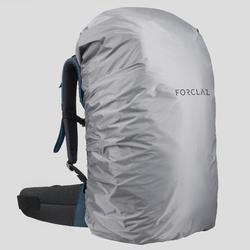Sac à dos 40 litres de trek voyage - TRAVEL 100 bleu - unisexe