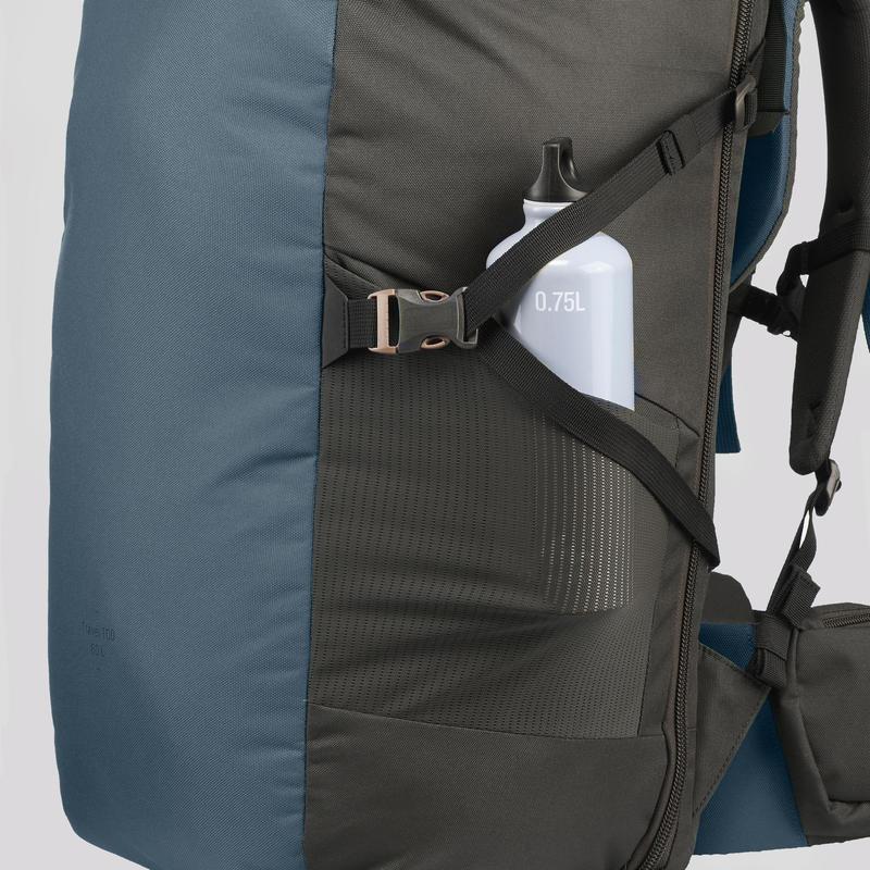 Backpack TRAVEL 100 - Blue