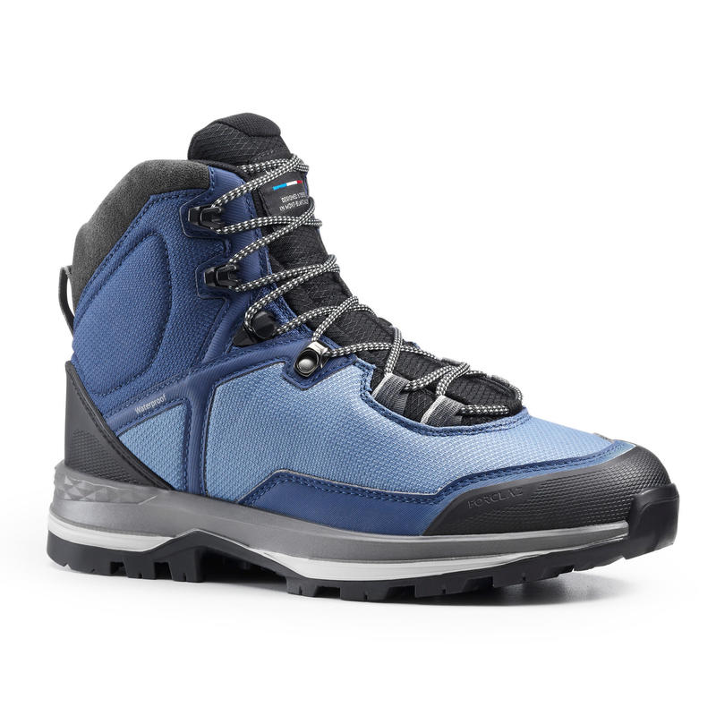 Women's synthetic high-top shoes - waterproof - CrossContact -ONTRAIL MT 100