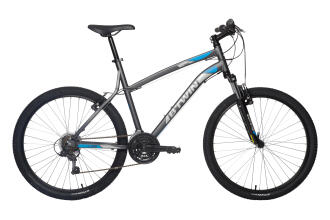 BTT ROCKRIDER 340 GREY 26
