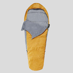 Sac de couchage de trekking - TREK 500 5° jaune