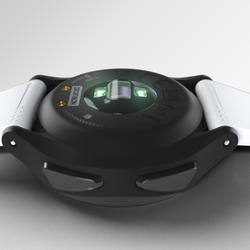 KALENJI HR 500 HEART RATE RUNNING WATCH - WHITE