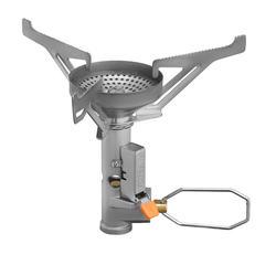 Lichte gasbrander voor trekking Trek 500 Compact piëzo-ontsteking