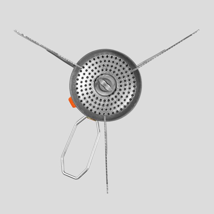 Réchaud à gaz léger avec piezo de trek - TREK 500 compact