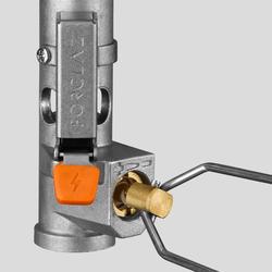 Réchaud à gaz léger et compact avec piezo de trek - TREK 500