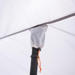 Lichtgewicht tarp Trek 900 - grijs - 2 seizoenen