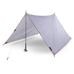 Trekking 2 Seasons Tarp Trek 900 - Grey