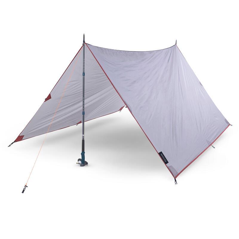 Tarps et paravent de camping et bivouac