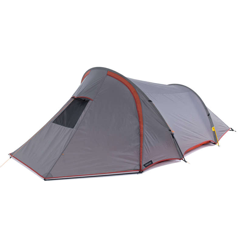 TÄLT FÖR TREKKING Camping - TÄLT TREK 900 ULTRALIGHT 3 P FORCLAZ - Campingtält