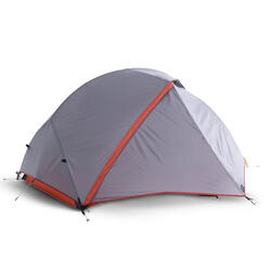 Self-standing 3 Seasons Trekking 2 Person Tent - TREK 900 - Grey