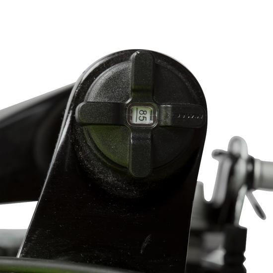 """VTT ROCKRIDER 340 JAUNE 26"""""""