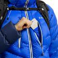 OBLEČENÍ NA ALPINISMUS Alpinismus, horolezectví - PÉŘOVÁ BUNDA MAKALU SIMOND - Helmy, oblečení, obuv