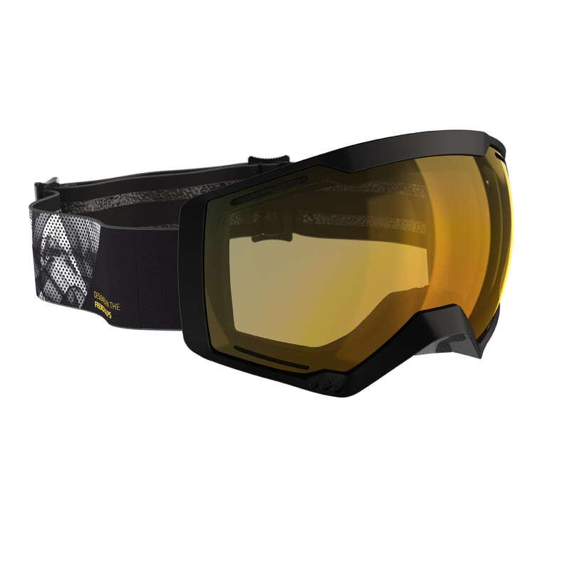 SKI AND SNOWBOARD GOGGLES Skiing - G 540 B PH - BLACK WEDZE - Ski Equipment