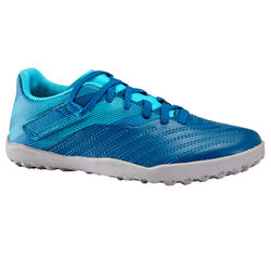 Chaussure de football AGILITY 140 HG Scratch Bleue Grise