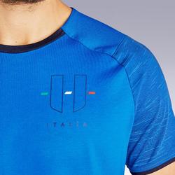Italië voetbalshirt FF100 heren supportershirt EK 2020 blauw