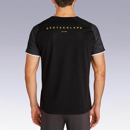 Vokietijos futbolo marškinėliai.