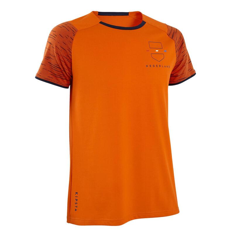 成人款足球上衣FF100 - 荷蘭