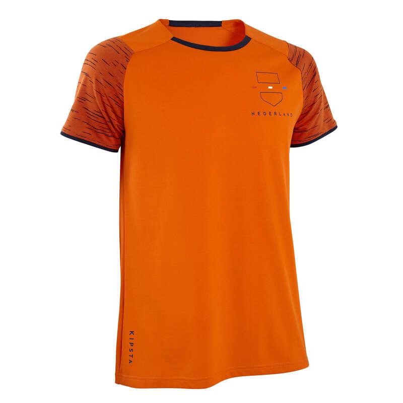 Holanda Mundial 2014 - T-shirt Futebol FF100 Holanda KIPSTA